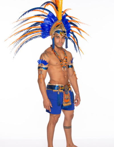 TRIBAL Dreams - Male with Headpiece Upgrade